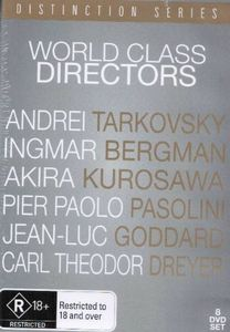 World Class Directors - DVD Collection