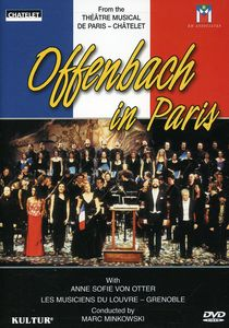 Offenbach in Paris Gala