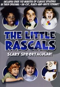 Little Rascals: Scary Spoktacular