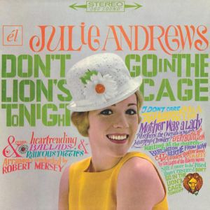Don't Go in the Lion's Cage Tonight /  Broadway's [Import]