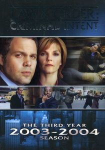 Law & Order - Criminal Intent: The Third Year
