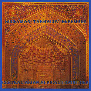Central Asians Musical Traditions