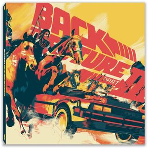 Back to the Future Part III (Score) (Original Soundtrack)