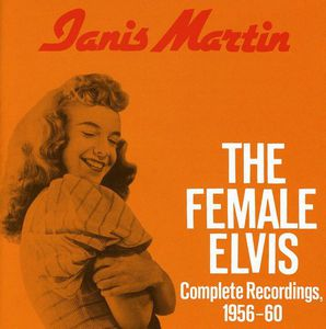 Female Elvis: Complete Recordings 1956-60