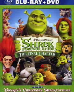 Shrek Forever After [WS] [Blu-ray/ DVD Combo] [2 Discs] [O-Card]