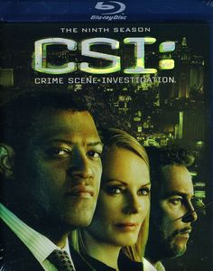 CSI: Crime Scene Investigation - The Ninth Season [WS] [6 Discs]