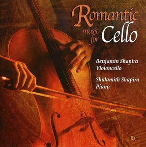 Romantic Music for Cello