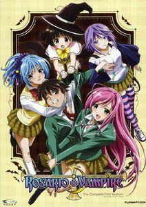 Rosario + Vampire: The Complete Season One