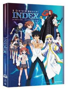 A Certain Magical Index: Season 1 Part 2