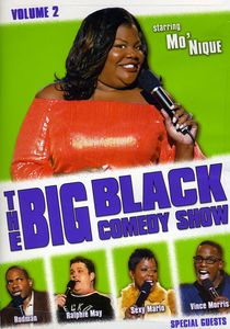 The Big Black Comedy Show: Volume 2
