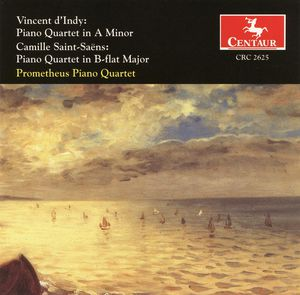 Piano Quartets
