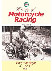 Castrol History Of Motorcycle Racing, Vol. 1