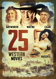 25-Film Big Box of Westerns