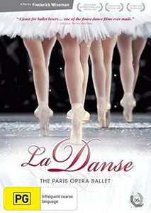 La Danse the Paris Opera Ballet
