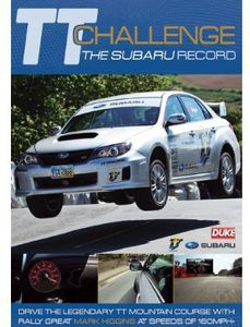 TT Challenge the Subaru Record