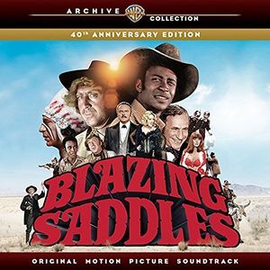 Blazing Saddles (Original Soundtrack) [Import]