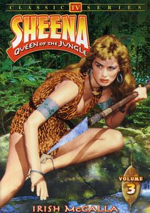 Sheena Queen of the Jungle 3
