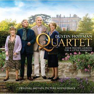 Quartet (Original Soundtrack) [Import]