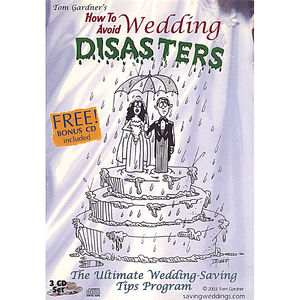 How to Avoid Wedding Disasters