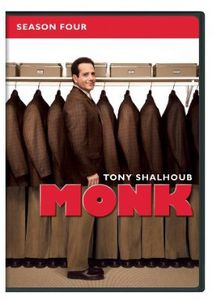 Monk: Season Four [Repackage]