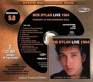 The Bootleg Series, Vol. 6: Live 1964, Concert At Philharmonic Hall
