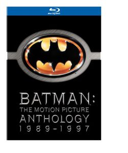 Batman: The Motion Picture Anthology