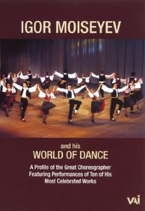 Igor Moiseyev & His World of Dance /  Various