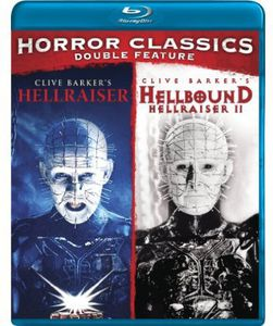 Horror Double Feature [Hellraiser/ Hellbound: Hellraiser 2]
