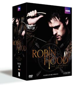 Robin Hood: The Complete Series [Widescreen] [15 Discs] [Box Set] [Slipcase]