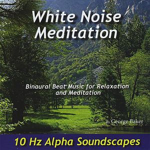 10 HZ Alpha Soundscapes