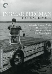 Criterion Collection: Ingmar Bergman Four Masterworks [B&W] [Full Scr een] [Subtitled]