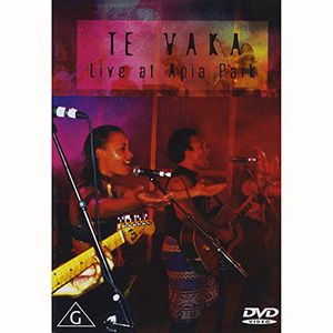 Te Vaka Live at Apia Park