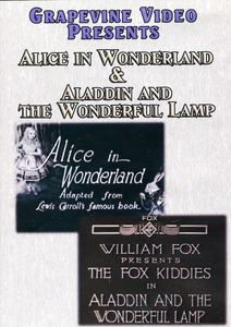 Alice in Wonderland /  Aladdin and the Wonderful Lamp