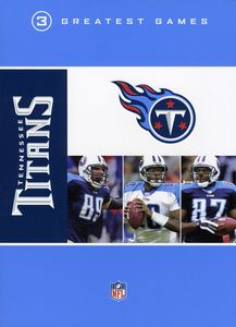 NFL: Tennessee Titans 3 Greatests Games [Standard] [Box Set] [3 Discs]