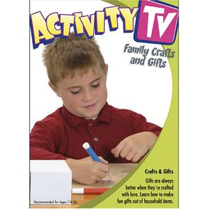 Activity TV: Crafts and Gifts, Vol. 1 [Full Frame]