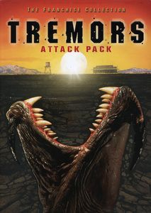 Tremors Attack Pack [2 Discs] [Digipak With Outer Box]