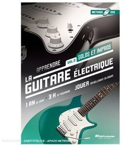 Methode DVD: Apprendre la Guitare [Import]