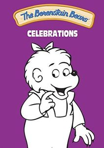 Berenstain Bears - Celebrations: Coloring Cover
