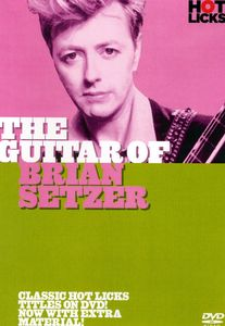 Guitar of Brian Setzer
