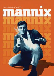 Mannix: The Complete Series