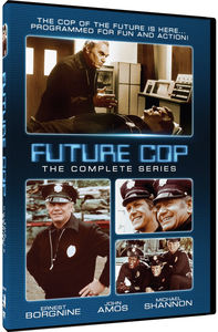 Future Cop: The Complete Series