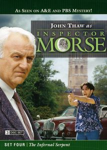 Inspector Morse Set Four - the Infernal Serpent