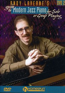 Andy Laverne's Guide to Jazz Piano 2