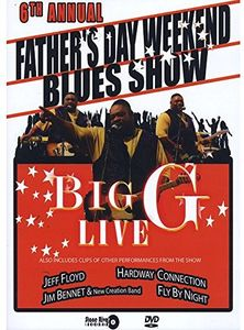6th Annual Father's Day Weekend Blues Show in Crew