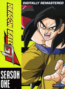 Dragon Ball GT: Season 1  [Japanimation][Uncut][Remastered]