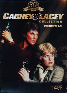 Cagney & Lacey: Vol 1 to 3