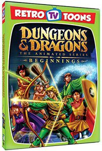 Dungeons & Dragons: Beginnings