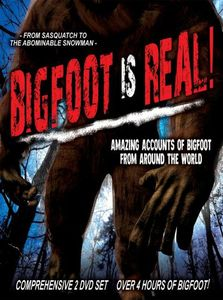 Bigfoot Is Real: Sasquatch to the Adominable