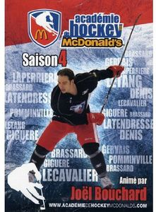 Academie Du Hockey McDonald's/ Saison 4 [Import]