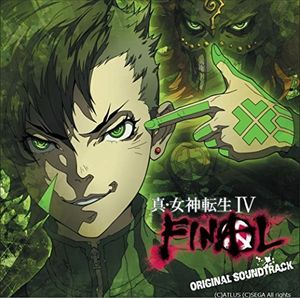 Shin.Megami Tensei 4 Final (Original Soundtrack) [Import]
